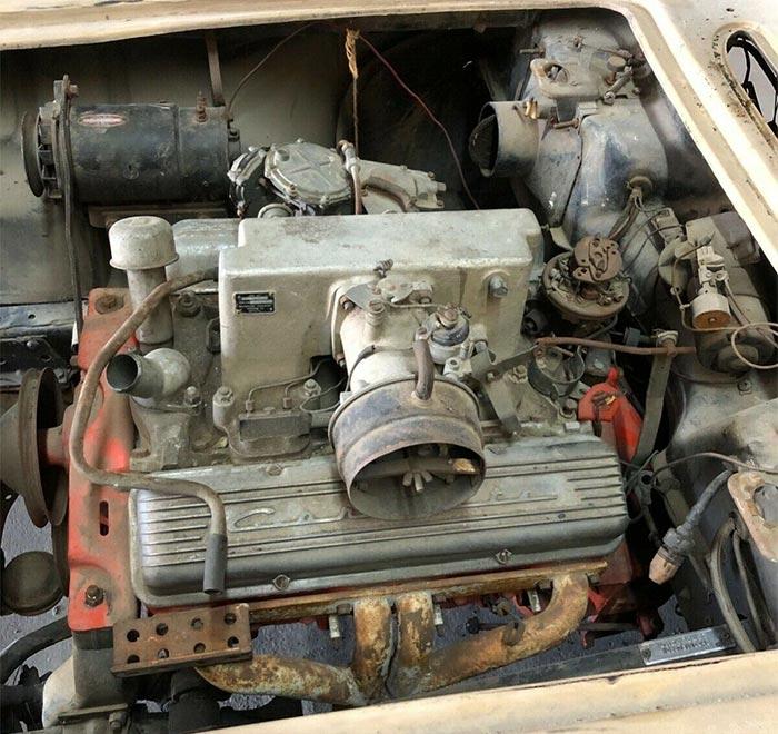Corvettes for Sale: 1961 Fuelie Corvette Barn Find Buried in a Garage Since 1980