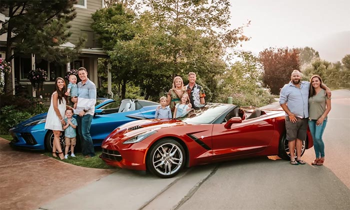 [VIDEO] The McMichael Family Shares A Testimonial for the National Corvette Museum