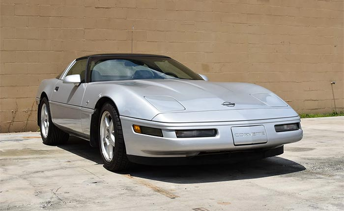 Corvettes for Sale: 1996 Corvette Collector Edition with LT4/6-Speed