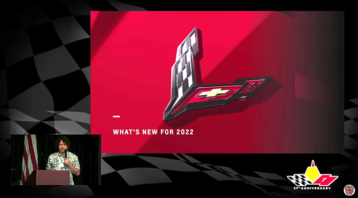 [VIDEO] Harlan Charles Offers a Corvette Team Update from the National Corvette Museum