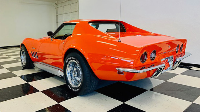 Help the Kids of St. Jude Fight Cancer by Entering to Win a 1969 Corvette 427!