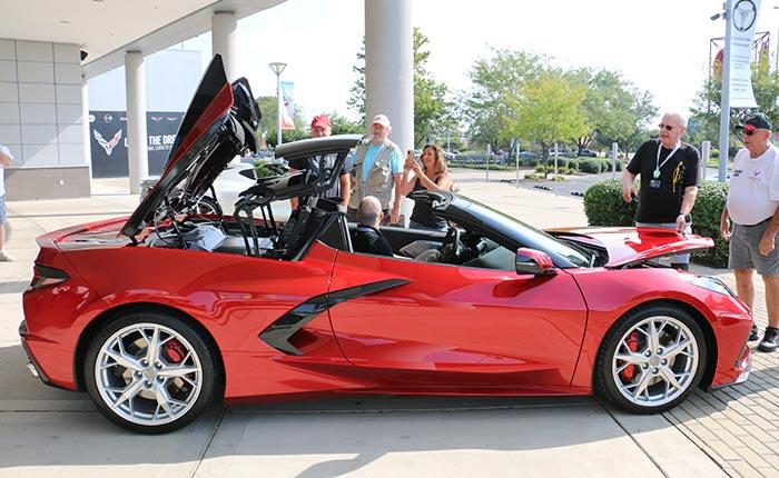Convertibles Account for 42 Percent of 2021 Corvette Production