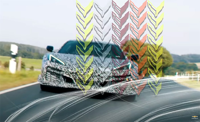 [RUMOR] Did Chevrolet Share the Reveal Colors of the C8 Corvette Z06 in the Last Teaser Video?