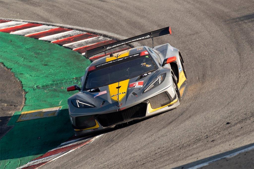 Corvette Racing at Laguna Seca: California Dreaming