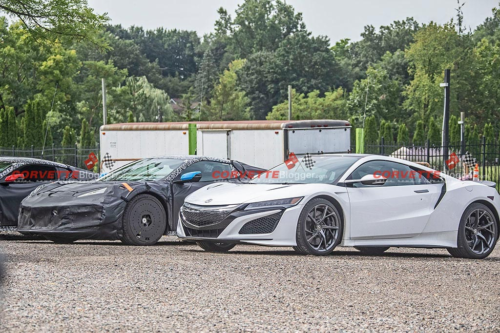 [PIC] Is GM's New 62-kW EV Motor Headed for the C8 Corvette E-Ray?