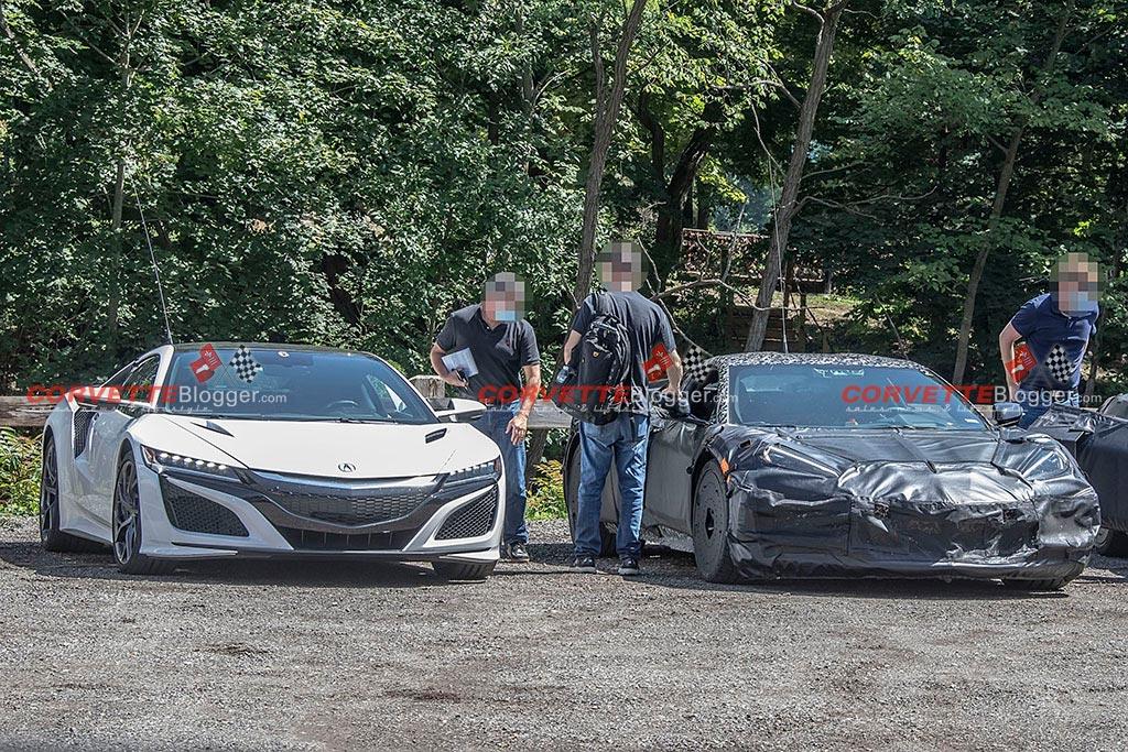 [SPIED] Spy Photos Confirm the C8 Corvette E-Ray will be a Performance Hybrid