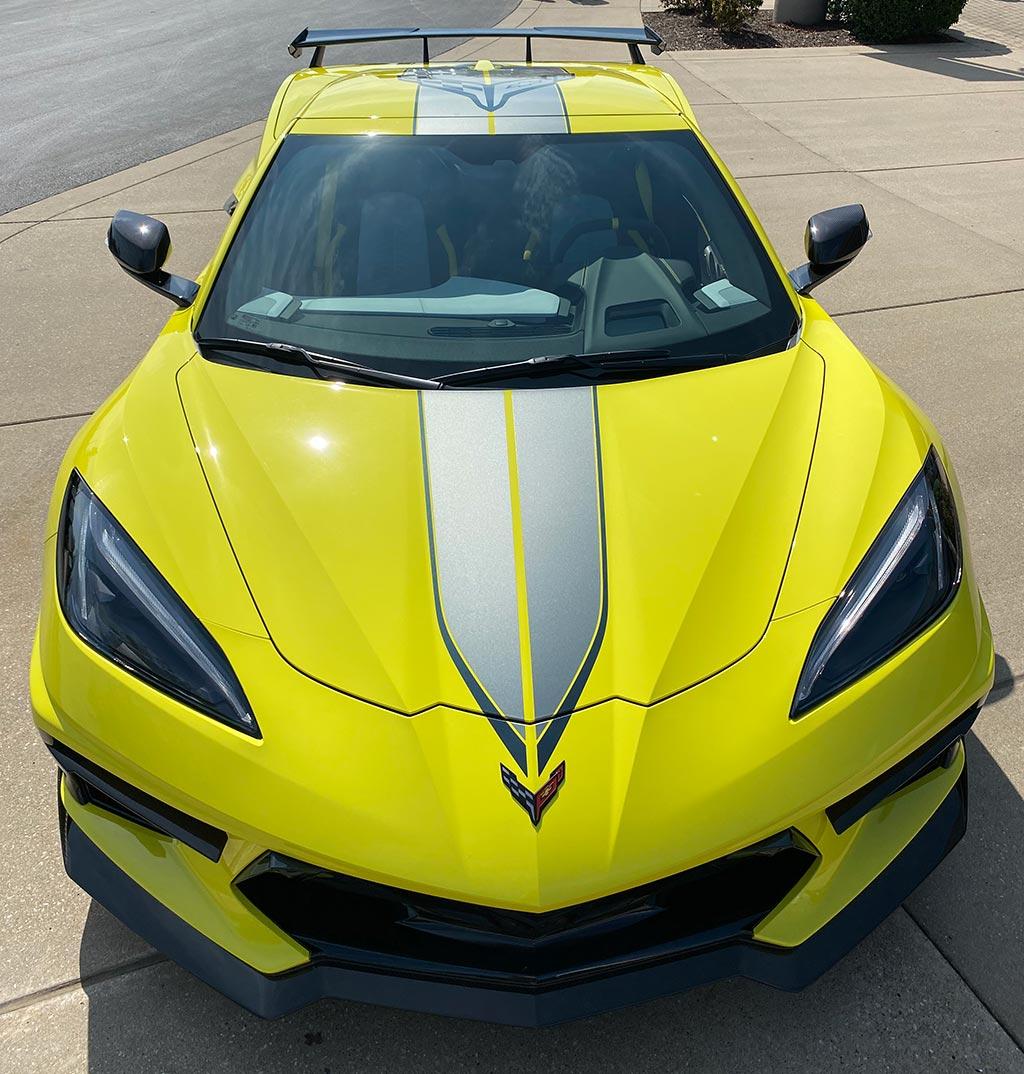 Chevrolet: Nearly Half of All 2022 Corvette IMSA GTLM Championship Editions are Already Sold