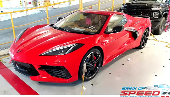 [VIDEO] Australia/New Zealand Corvette Buyers Getting Closer to Receiving their Right Hand Drive C8 Corvettes
