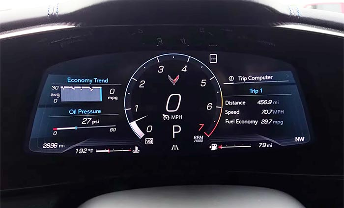 Popular Z51 Performance Model Now Used as Basis for the EPA's 2022 Corvette Fuel Economy Ratings