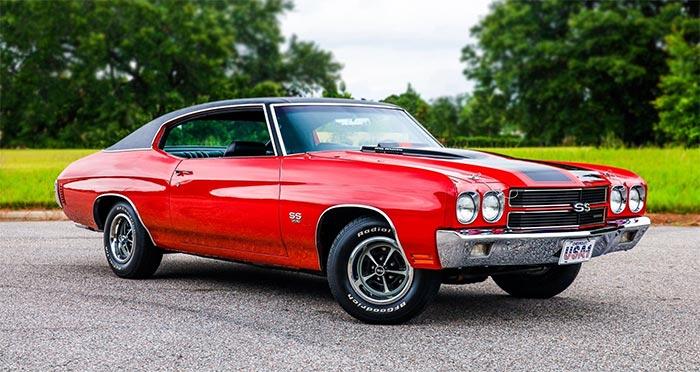 1970 Chevelle SS