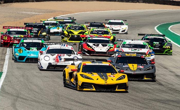 Corvette Racing at Laguna Seca: Long-Awaited Victory for No. 4 Corvette