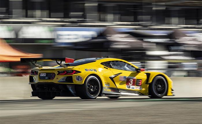 Corvette Racing at Laguna Seca: Taylor, No. 3 Corvette Take GTLM Pole