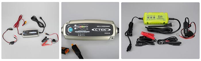 1953-2022 Battery Chargers & Accessories