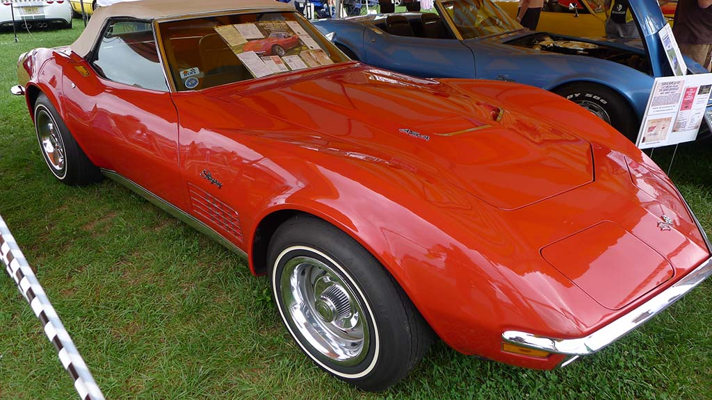 [GALLERY] The C3 Corvettes of Corvettes at Carlisle 2021