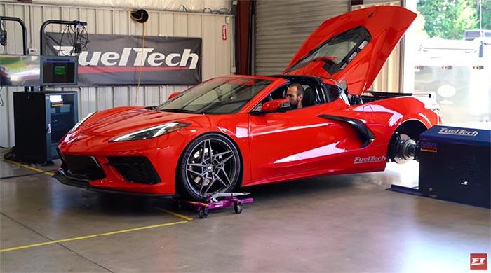 [VIDEO] FuelTech Retakes the Horsepower World Record for the C8 Corvette