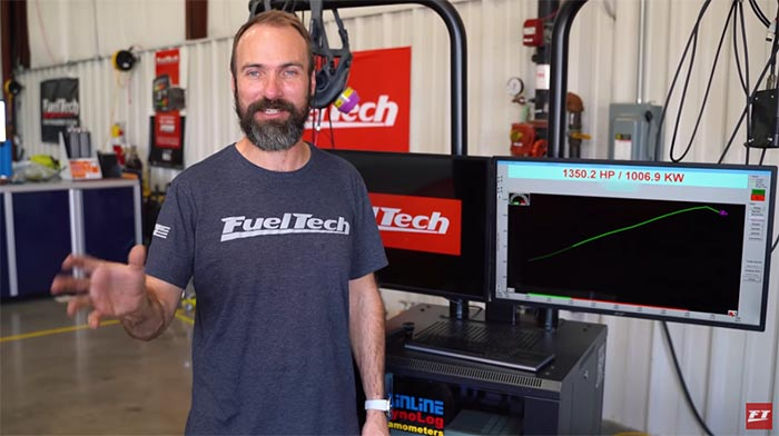 [VIDEO] FuelTech Takes the Horsepower World Record for the C8 Corvette