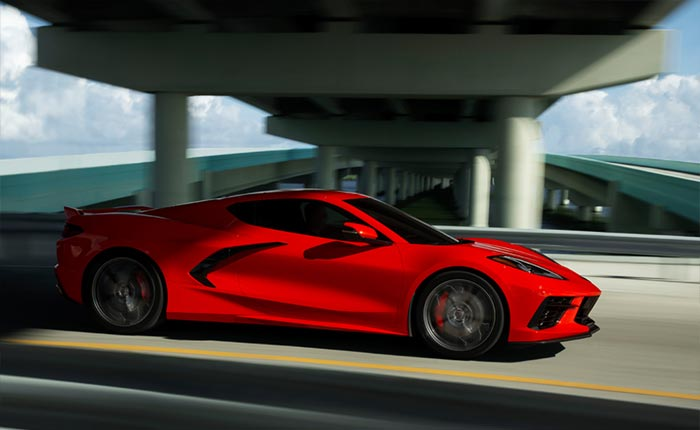 2021 Corvette Tops Its Class in the J.D. Power APEAL Study