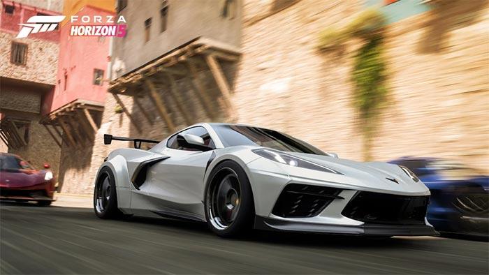 Drive these 10 Corvettes in Forza Horizon 5 Starting November 5th