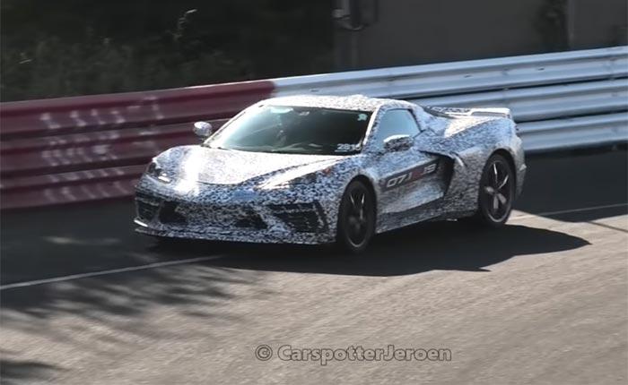 [VIDEO] The Nurburgring Is Perfect Backdrop for Sound Comparison of C8 Corvette Z06 vs the C8 Corvette Stingray