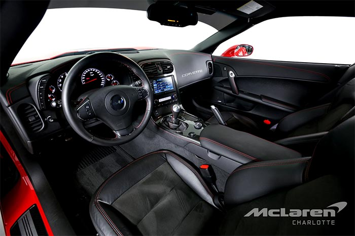Corvettes For Sale: 2012 ZR1 PDE is the Sexiest Thing on the Used Car Market