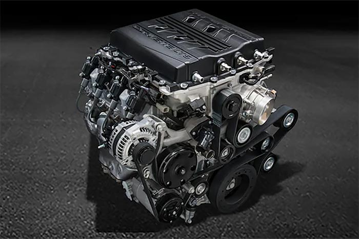 GM Officially Discontinues Production of the 755-HP LT5 V8 Engine