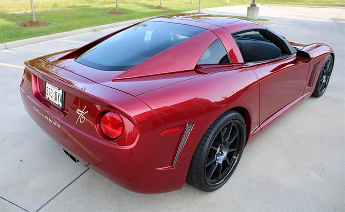 Corvettes for Sale: 2008 Callaway C16 on Bring a Trailer
