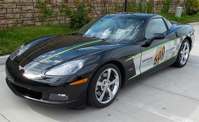 2008 Corvette Indy 500 Pace Car
