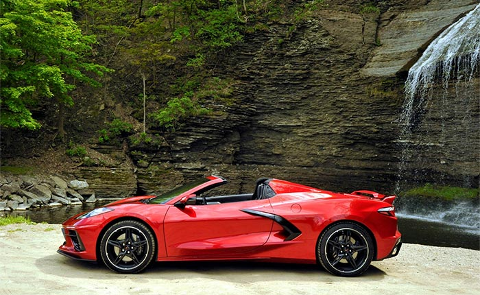 Bring Home a 2021 Corvette Convertible and a Racing Prize Package By Supporting the IMRRC
