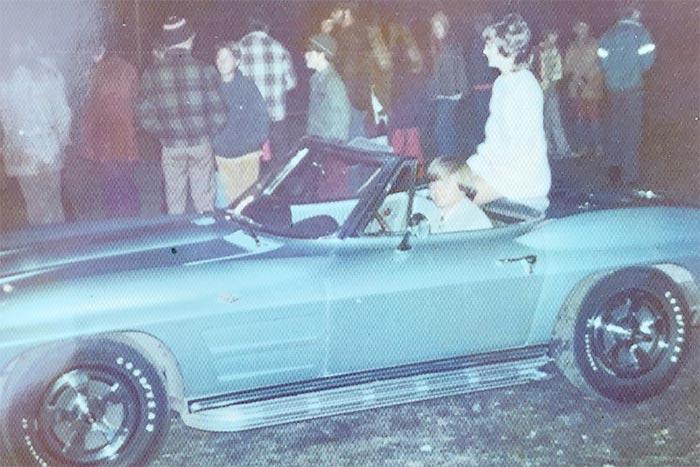 A Lifetime Of Memories With A 1964 Corvette