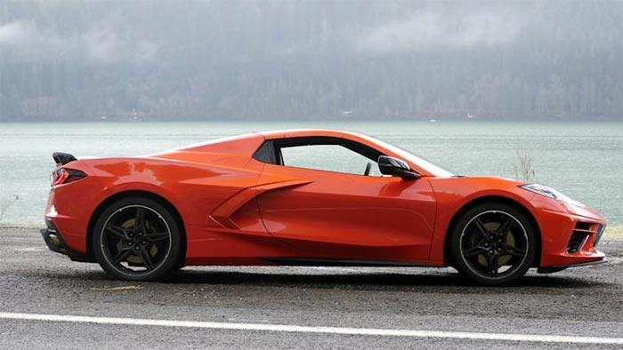 2022 Chevrolet Corvette Review   Still shining bright