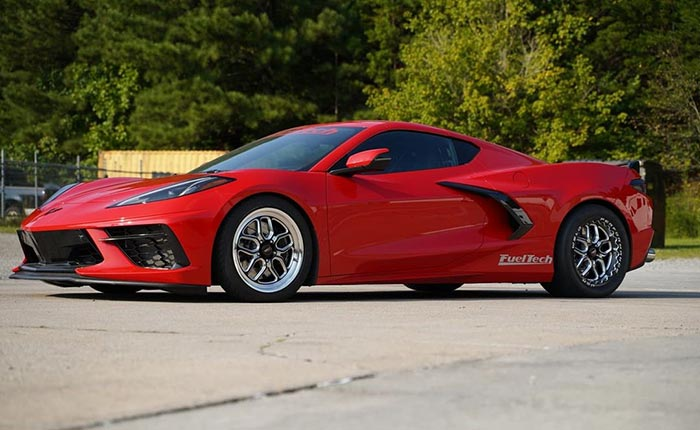 [VIDEO] FuelTech Now Has the Fastest C8 Corvette in the World
