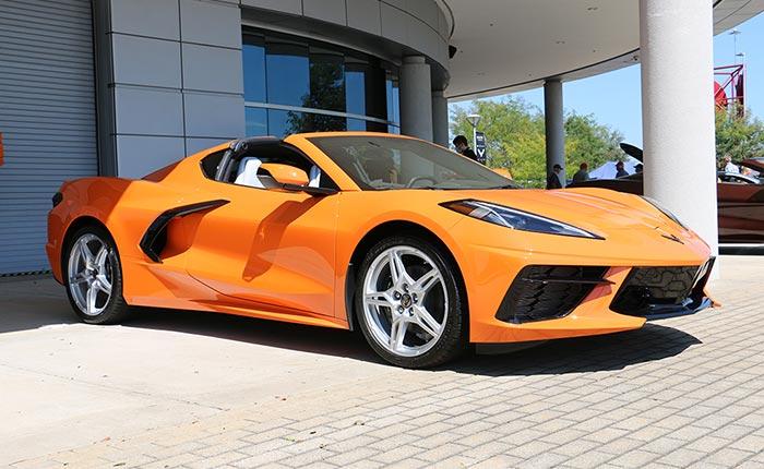 Download the 2022 Corvette Stingray Owner's Manual