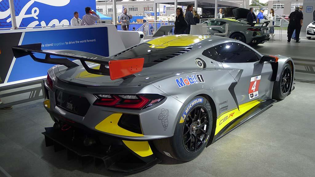 The C8 Corvettes of the 2021 Motor Bella