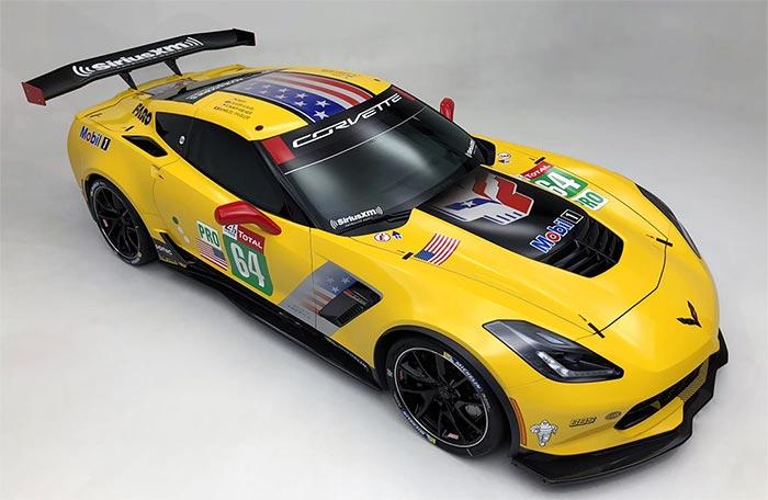 Corvettes for Sale: C7.R Tribute 2015 Corvette Z06 Offered on Bring A Trailer