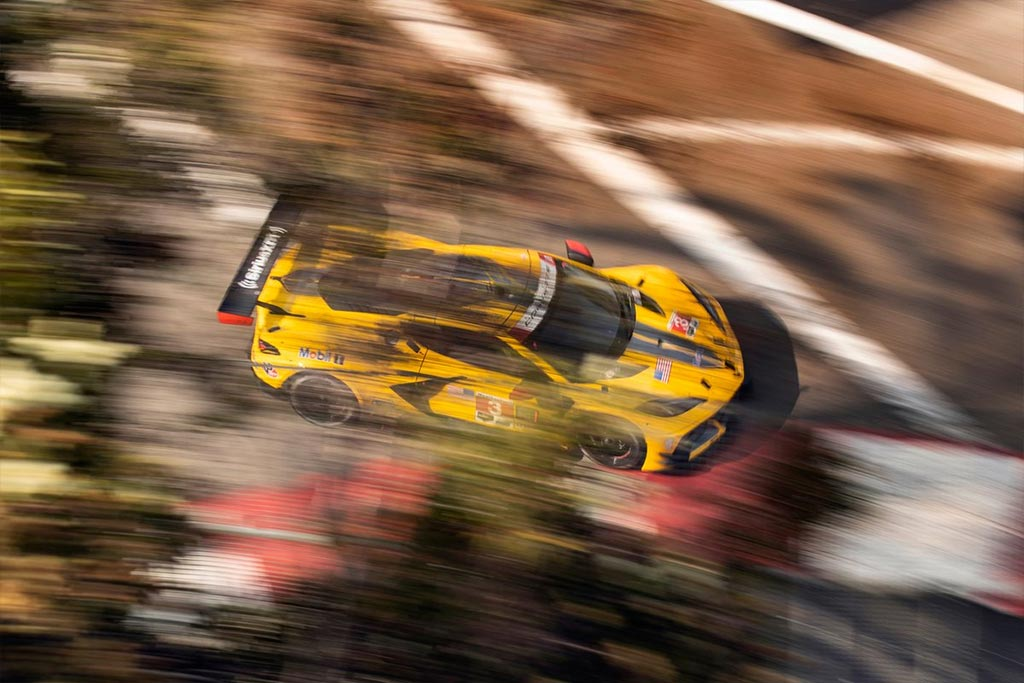 Corvette Racing at Long Beach: GTLM Pole for Taylor, No. 3 C8.R