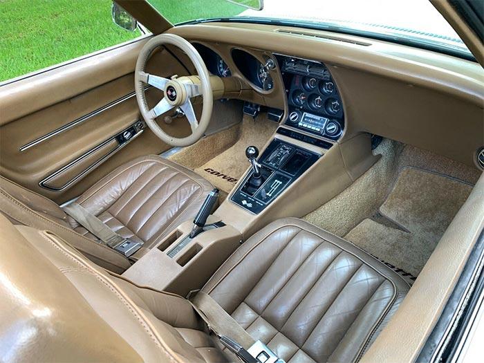 Corvettes for Sale: COPO 1968 Corvette Convertible on eBay