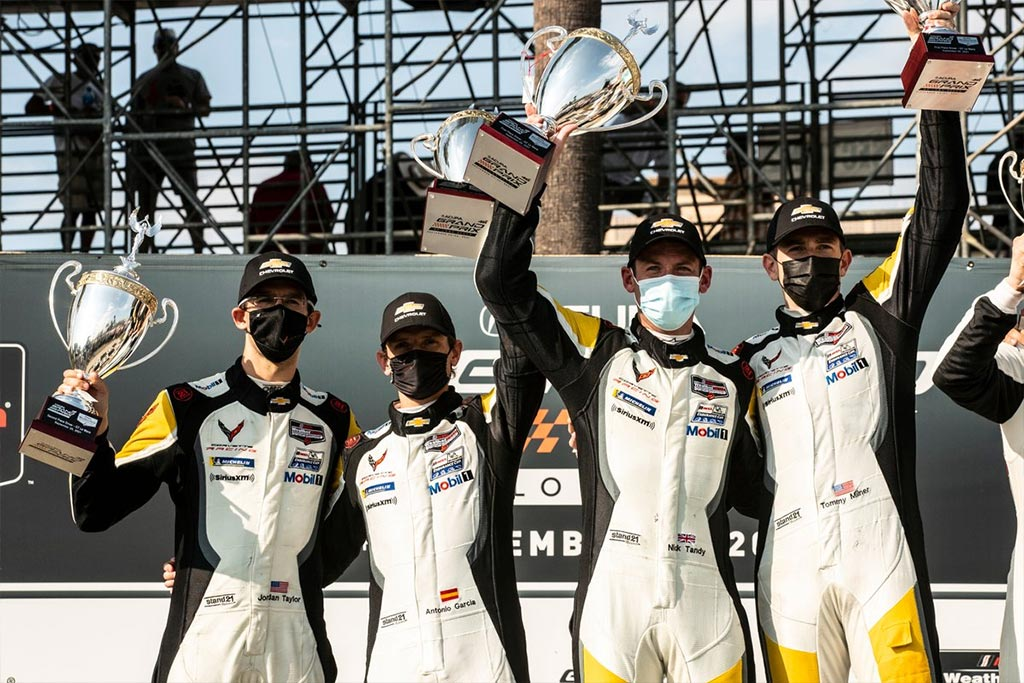 Corvette Racing at Long Beach: Another Win for No. 4 C8.R