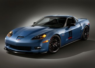 Introducing the 2011 Corvette Z06 Carbon Limited Edition