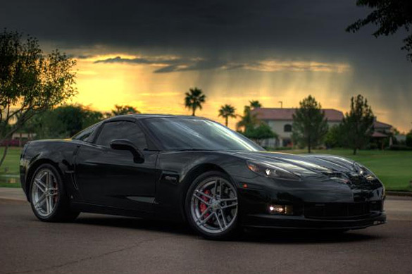Customize Your Corvette with a New Set of Wheels from Corvette Guys