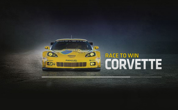GM's Race To Win Corvette Sweepstakes is Now Live