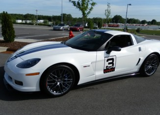 Very First 2011 Corvette is a Tribute to 50th Anniversary of First Le Mans Win