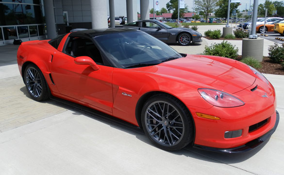 [VIDEO] Corvette Bash: 2011 Corvette Z06 Enhancements