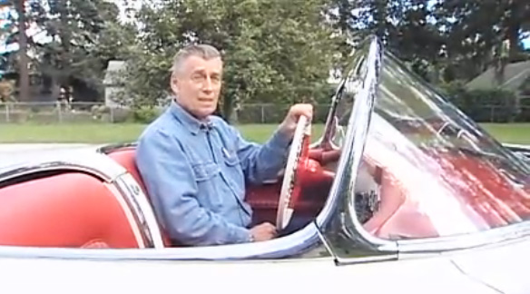 [VIDEO] Thieves Steal Oregon Man's 1954 Corvette From Garage