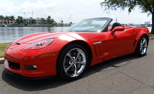 In the CorvetteBlogger.com Garage: A 2010 Corvette Grand Sport Convertible