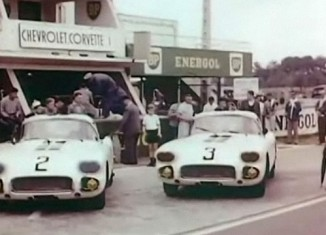 [VIDEO] Rare 1960 GM Film Documents Corvette's First Visit to Le Mans