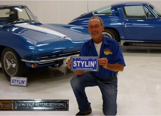Proteam's Terry Michaelis is Stylin' With Two Unique Midyear Corvettes