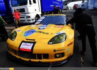 American Invasion: The Corvette C6.Rs Arrive at Le Mans