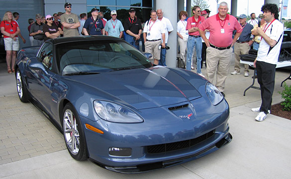 GM Releases Prices for 2011 Corvettes