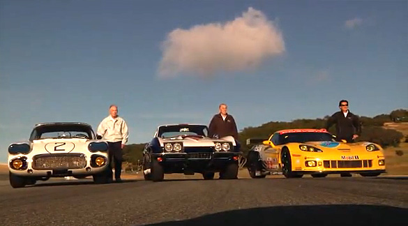 [VIDEO] Corvette Racing Series Episode 5: A Salute to the Le Mans 50th Anniversary