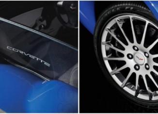 2011 Corvette Pricing: Dealer Installed Genuine Corvette Accessories